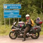 Lapland, Finland (North Cape motorbike tour)