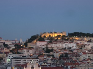 The capital city of Portugal, Lisbon!