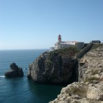 Cabo San Vicente, the southwestern most point of Europe (Portugal)