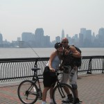 Sightseeing on a bike or on rollerblades is just amazing!