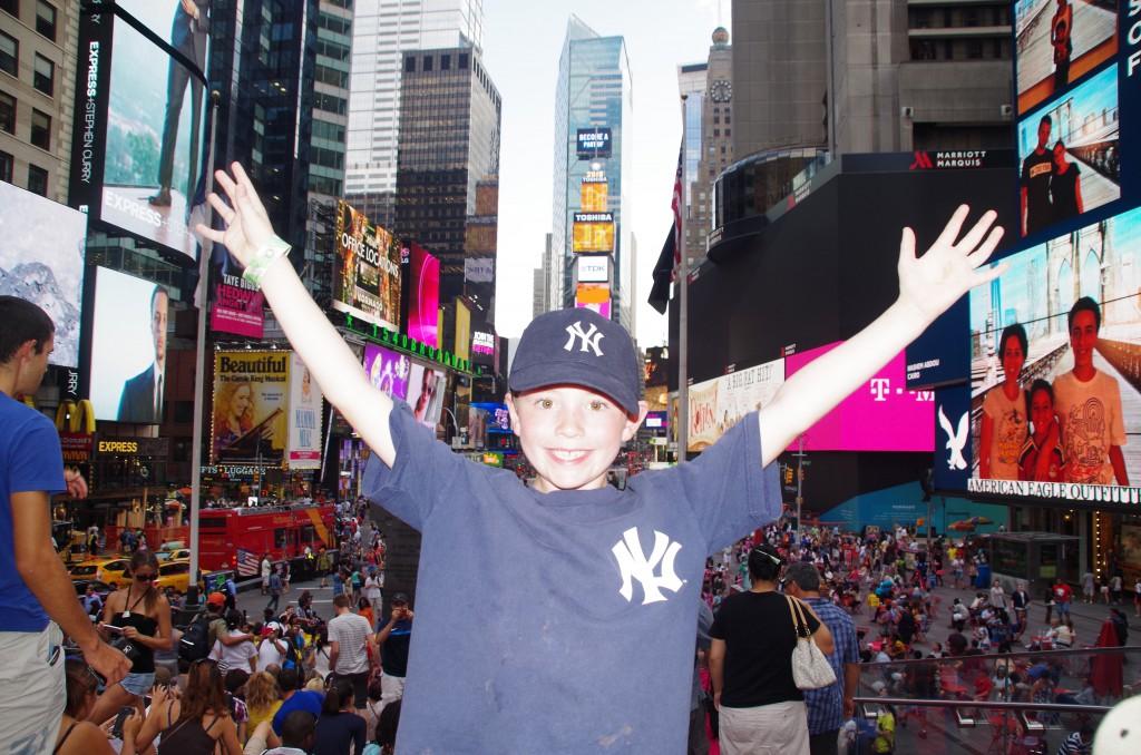 NYC auf Deutsch - Kindertour