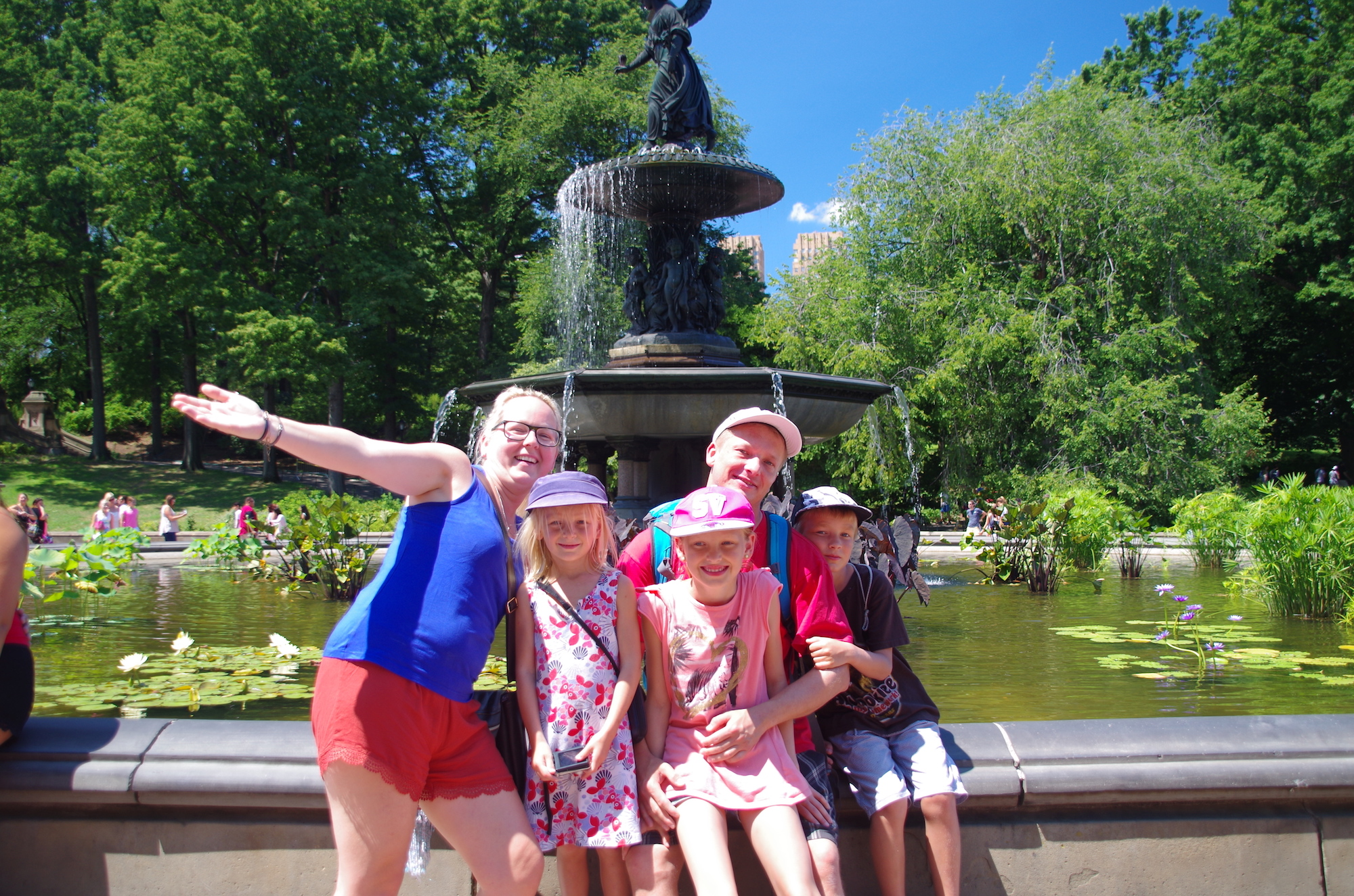 Nyc children tour oli your family guide olidaytours for Day trip to nyc with kids