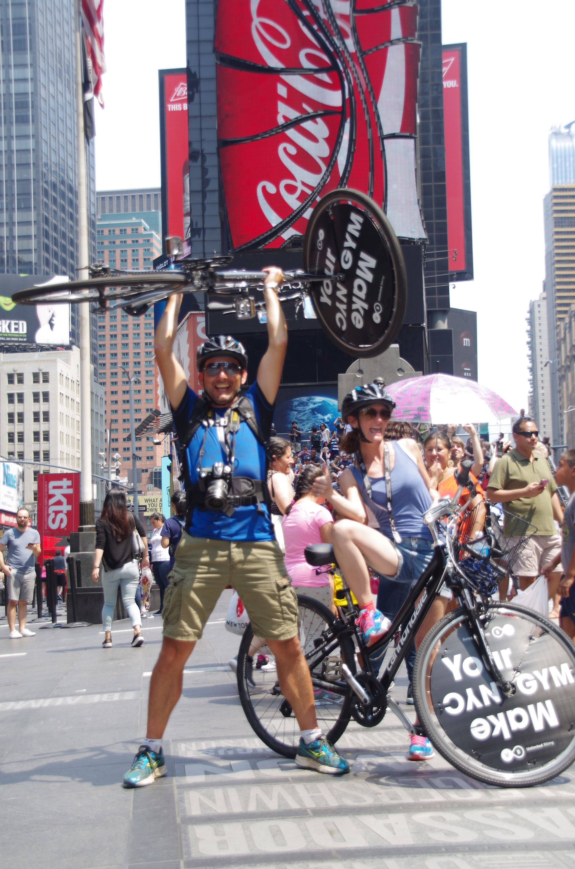 Central Park Bike Tours - The TRAILER  to an unforgettable adventure