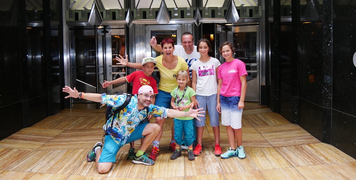 Family-tours and kids-tours with Oli