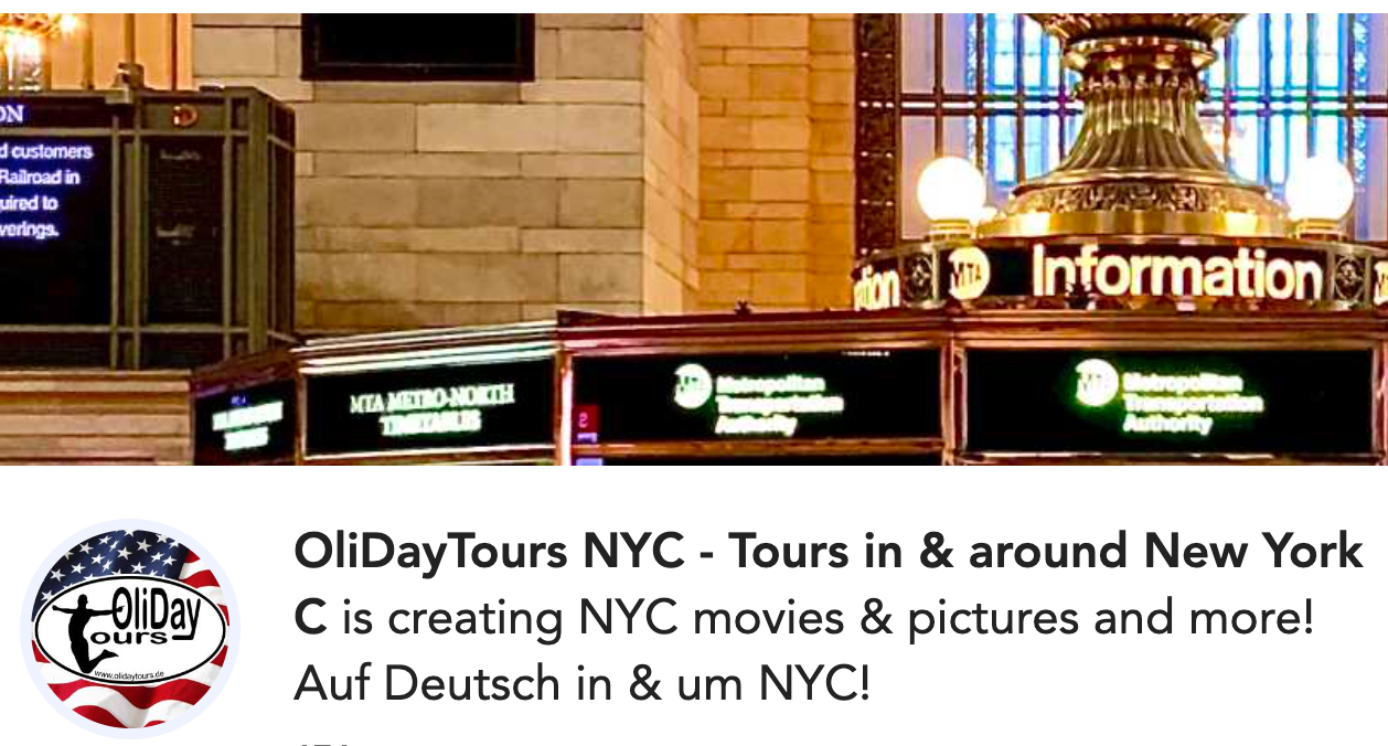 Follow OliDaytours or become a member of the ODTC